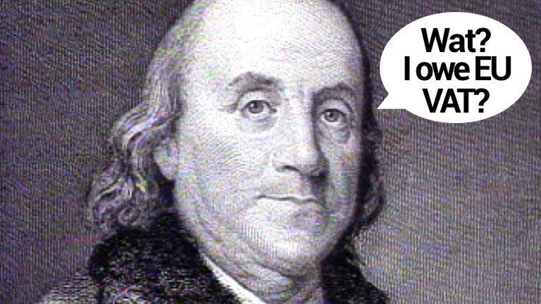 Benjamin Franklin VAT