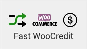 Fast WooCredit