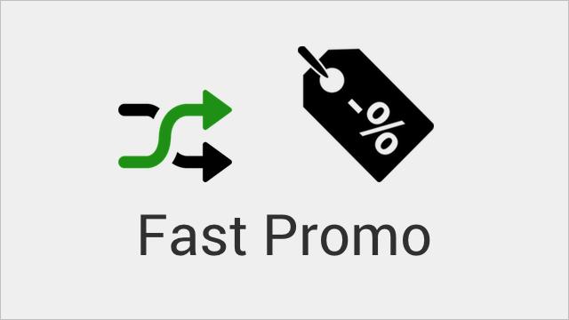 Fast Promo