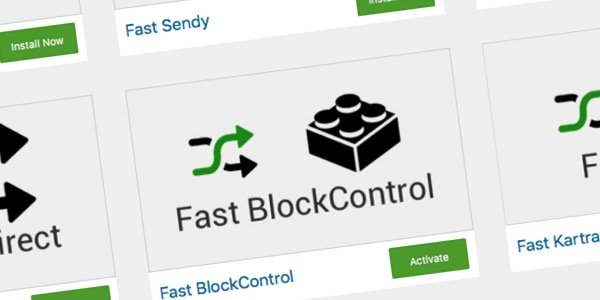 Fast Block Control Teaser