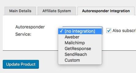 Fast Member Autoresponder Integrations