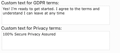 GDPR and Privacy
